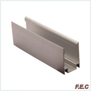 ریل آلومینیوم ریسه فلکسی-5 سانتیمتر
