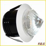چراغ توکار COB mini گِرد برش ۳٫۵ سانتیمتر ۳ وات / COB11