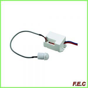 سنسور حرکتی توکار PIR مینی برش 1.5 سانتیمتر / 24