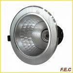 قاب چراغ سیلندری سرپیچ (E27) / 3503
