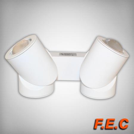 fec-6603-2-wh-10w-2