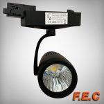 FEC-6158-25w Black